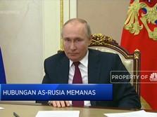 Hubungan AS-Rusia Kian Memanas