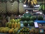 PPKM Makan 'Tumbal', Inflasi Juli Diramal Datar