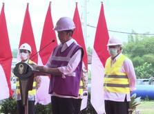 Jokowi Ogah Proyek Impian 'Air Minum' Soeharto Ini Sia-Sia!
