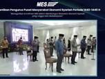 Wapres Kyai Maruf Amin Lantik Erick Thohir Dkk Pengurus MES