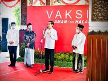Siap-siap, Jokowi Segera Distribusikan Vaksin AstraZeneca!
