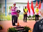 Jokowi Wujudkan Proyek Impian Soeharto yang Mentok di SBY