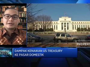 Analis: Yield US Treasury Naik, Rupiah Cenderung Melemah