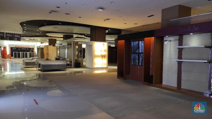 Centro Bintaro Exchange (CNBC Indonesia/Andrean Kristianto)