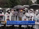 Sejumlah Negara Barat Jatuhi China Sanksi Pelanggaran HAM