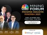 Para Raksasa Tambang Akan Membedah Prospek Industri Minerba