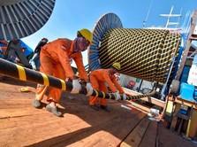 Pemulihan Kabel Laut Telkom Putus Makan Waktu, Ini Sebabnya