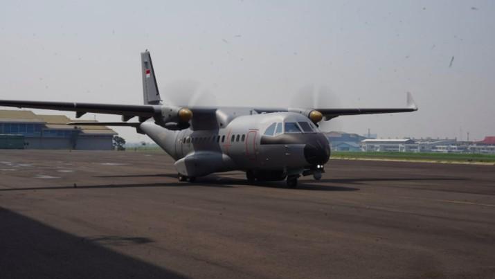 Lembaga Pembiayaan Ekspor Indonesia (LPEI) mendukung pembiayaan ekspor pesawat CN-235 ke Nepal dan Senegal/Dok LPEI