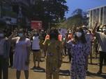 Makin Kejam, Junta Dilaporkan Bunuh Anak-anak di Myanmar