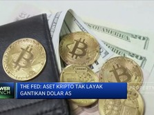 The Fed Klaim Bitcoin Tak Layak Gantikan Dolar AS