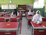 Sebentar Lagi Sekolah Tatap Muka Mau Dimulai, Pak Jokowi?