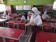 Bakal Ada SKB 4 Menteri untuk Pembukaan Sekolah, Tunggu ya...
