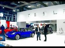 Kuartal I-2021, Tesla Jual 184 Ribu Mobil Listrik