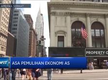Pemulihan Ekonomi AS Dinilai Masih Terjal