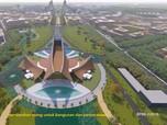 Dibangun 2021, Penampakan Istana Baru Jokowi di Ibu Kota Baru