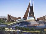 Pindah Ibu Kota Mulai Dicicil, Istana Presiden Dibangun 2021