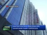 Kantor Pusat Digeledah KPK, Saham Bank Panin Turun
