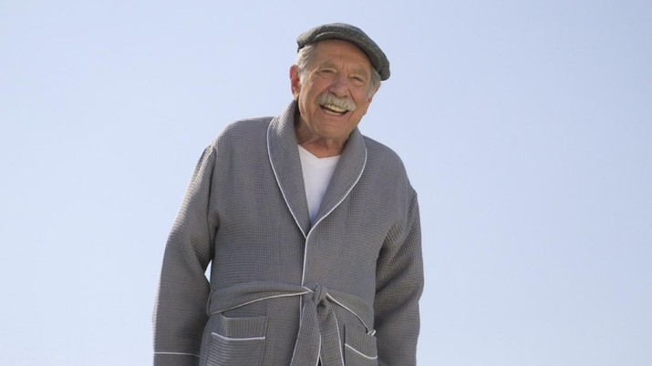 This image released by ABC shows George Segal in a scene from the comedy series,