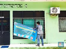 Ambisi Nadiem: Semua Sekolah RI Tatap Muka Terbatas Juli 2021