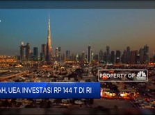 UEA Investasi Rp 144 T Di Indonesia Lewat INA