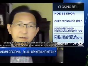 AMRO Optimstis The FED Tahan Suku Bunga Acuan Hingga 2022