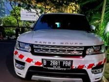 Skandal Asabri! 5 Mobil Mewah Tersangka Ilham Siregar Disita