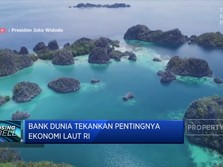 Bank Dunia Soal Pentingnya Ekonomi Laut RI