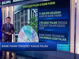 Bank Panin Terseret Kasus Pajak