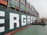 Terusan Suez Nggak Macet Lagi, Tapi Ada Kabar Buruk Baru!