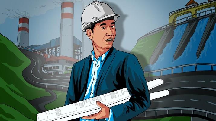 Infografis/ Mega Proyek Era SBY, Kelar di Tangan Jokowi/ Aristya Rahadian