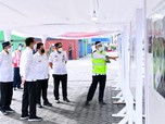 Gercep! Jokowi Segera Garap Ambon New Port Rp5 Triliun
