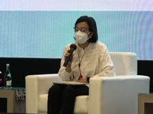 Wadaw! Sri Mulyani Ungkap Covid Jadi Bos Digitalisasi Dunia