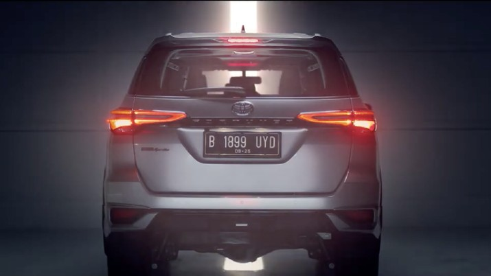Toyota Fortuner (Official Toyota Indonesia)