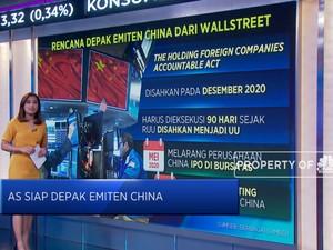 AS Depak Emiten China
