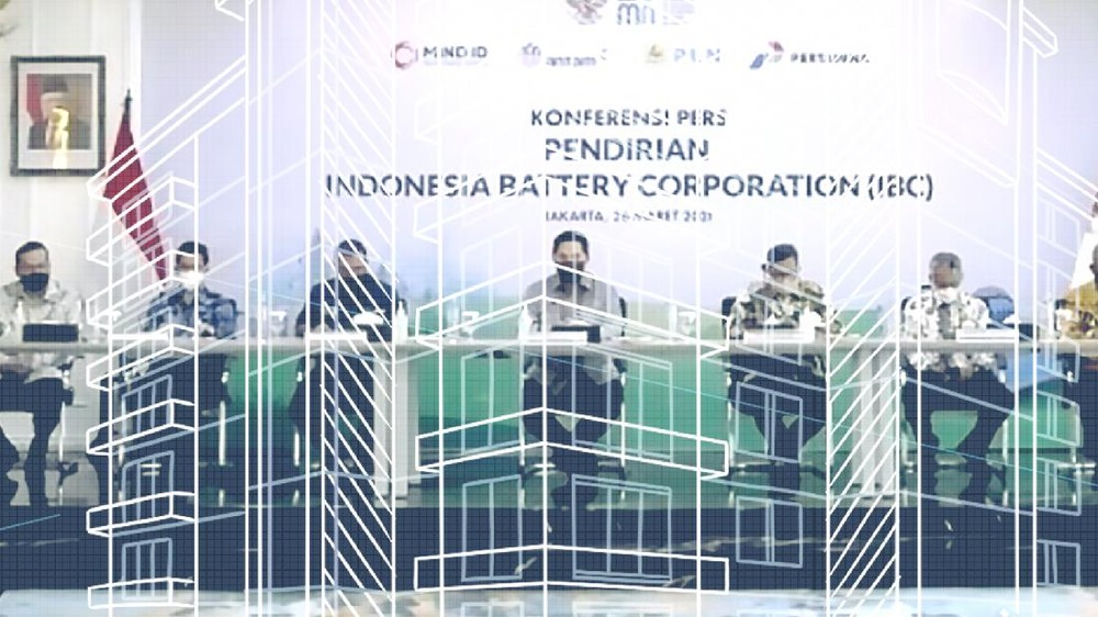 IBC, Strategi RI Jadi Pemain Global Baterai Mobil Listrik