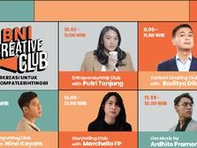 Lebih Kreatif & Inovatif Lewat BNI Creative Club, Ikutan Yuk!