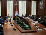 Terbang ke Mana-mana, Prabowo 'Sowan' ke Wamenhan Rusia