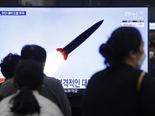 Nuklir Korut Makin Gila, Kim Jong Un Tembak Rudal Hipersonik