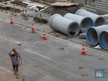 Proyek MRT Tahap II Dimulai, Glodok Siap-Siap Tambah Macet!