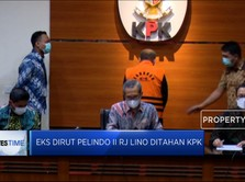 Setelah 5 Tahun Tersangka, RJ Lino Ditahan KPK