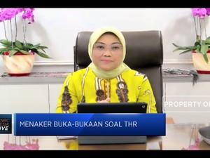 Penjelasan Menaker Ida Fauziyah Soal Skema THR 2021