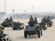 Junta Militer Dilaporkan Buru Dokter & Serbu Rumah Ibadah