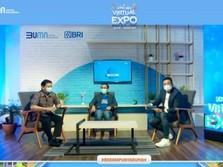Wow! 3 Juta Pengunjung Hadiri KPR BRI Virtual Expo 2021