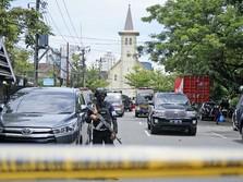 BNPT: Ada Kesamaan Aksi Bom Bunuh Diri Makassar dan Surabaya