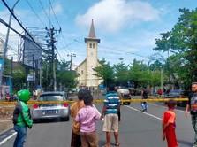 Ledakan Bom Gereja Katedral Makassar, Polisi: Ada Korban Jiwa