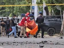 Pajak Motor Matik Pelaku Bom Makassar Mati Sejak 2020
