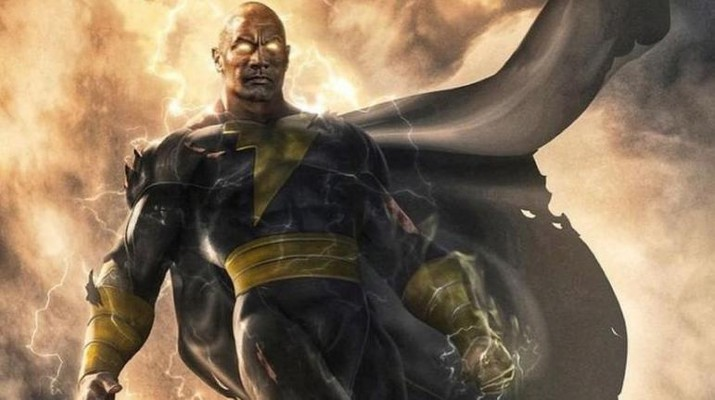Black adam (Foto: DC Extended Universe)