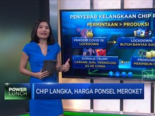 Chip Langka, Harga Ponsel Meroket