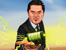 Rapat Bareng DPR, Erick Minta Tambahan Anggaran Rp33,4 Miliar