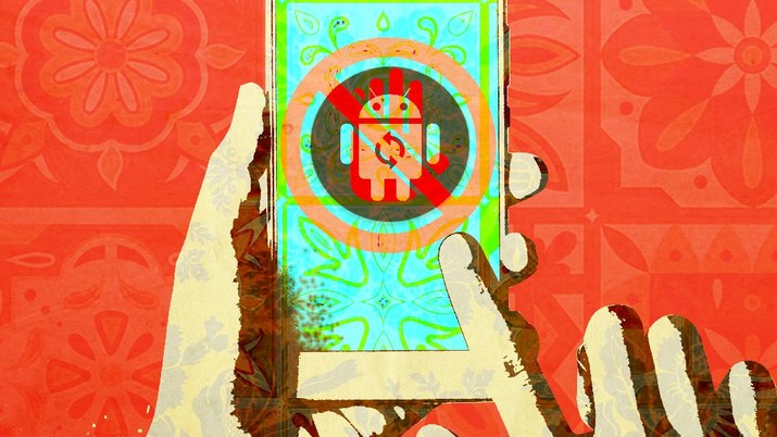 Infografis: Jangan Install Aplikasi Ini di Ponsel Android, Atau Dirampok!